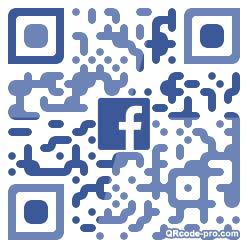 QR code with logo 1TxD0