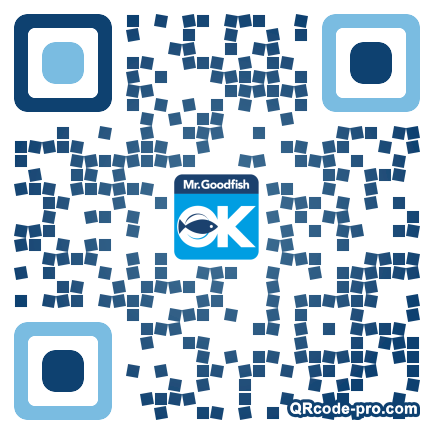 QR code with logo 1Ty40