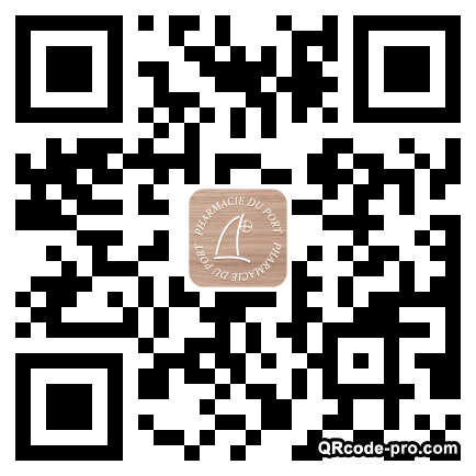 QR code with logo 1Tyq0
