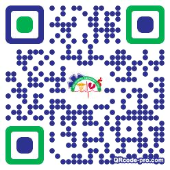 QR Code Design 1U020