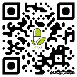 QR code with logo 1U0N0