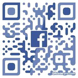 QR code with logo 1U0w0