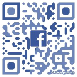 QR code with logo 1U1f0