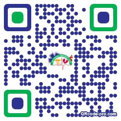 QR Code Design 1U490