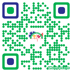 QR Code Design 1U4H0