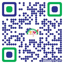 QR Code Design 1U4m0