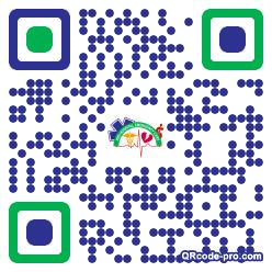 QR Code Design 1U790