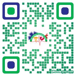 QR Code Design 1U7r0