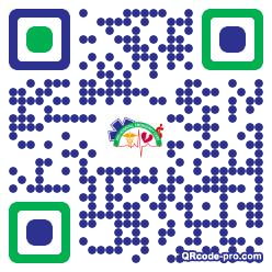 QR Code Design 1U9r0