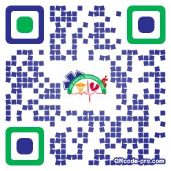 QR code with logo 1U9z0