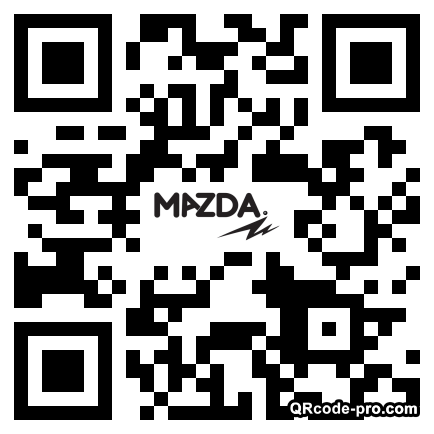QR code with logo 1UBQ0