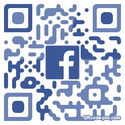 QR code with logo 1UJ90