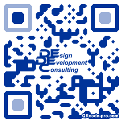 QR code with logo 1UPy0