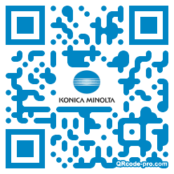 QR code with logo 1US50