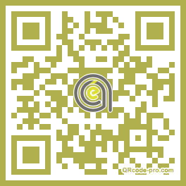 QR code with logo 1USC0