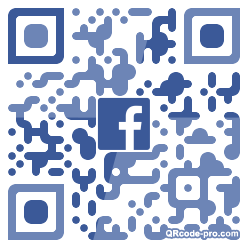 QR code with logo 1UST0