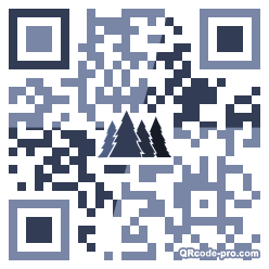 QR code with logo 1UUO0