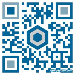 QR code with logo 1UVx0