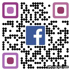 QR code with logo 1UW50