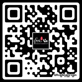 QR code with logo 1UWE0