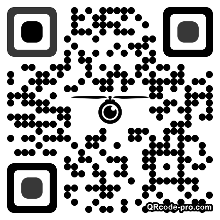QR code with logo 1UX90
