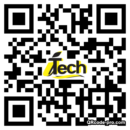 QR code with logo 1UXI0