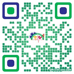 Diseño del Código QR 1Ua10