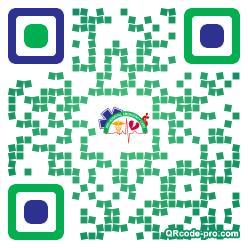 Diseño del Código QR 1Ua60