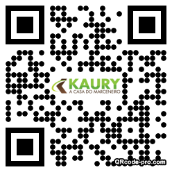 QR code with logo 1UaB0