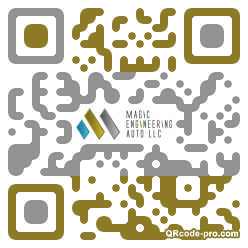 QR code with logo 1Uc10