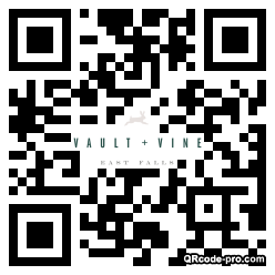 QR code with logo 1UdH0