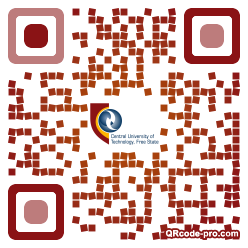 QR code with logo 1Udq0