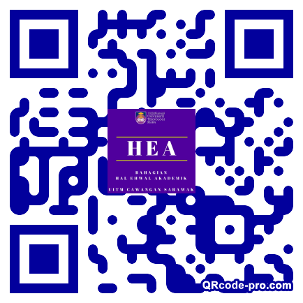 QR code with logo 1Uhb0