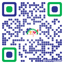 QR Code Design 1Uik0