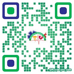 Designo del Codice QR 1Ulp0