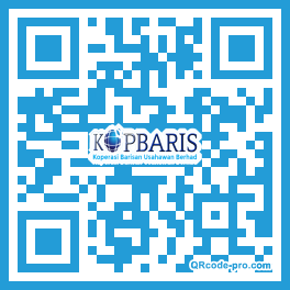 QR code with logo 1Uly0