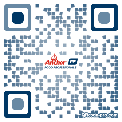 QR code with logo 1Uur0