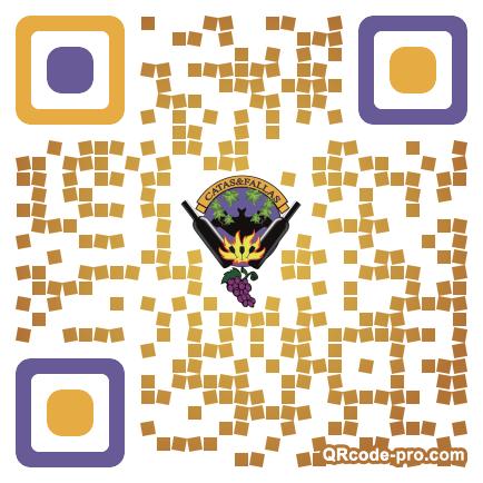 QR code with logo 1UxU0