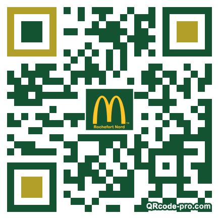 QR code with logo 1UyO0