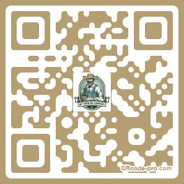 QR code with logo 1V4i0