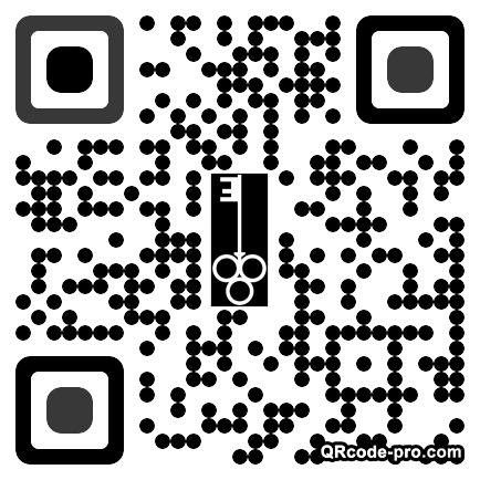 QR code with logo 1VDd0
