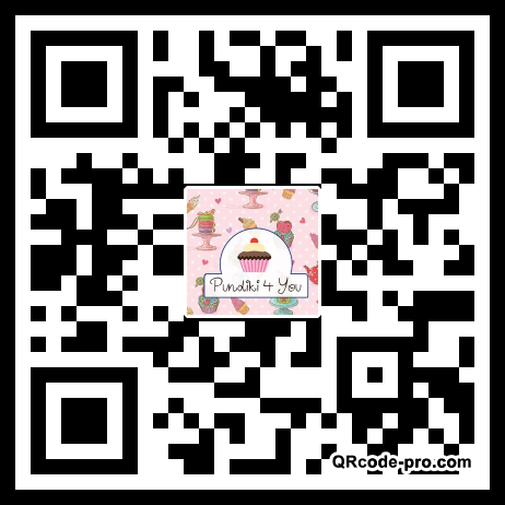 QR code with logo 1VDk0