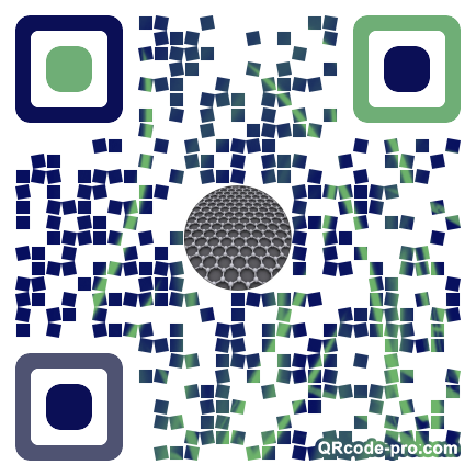 QR code with logo 1VDv0