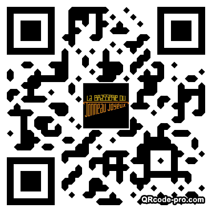 QR code with logo 1VGS0