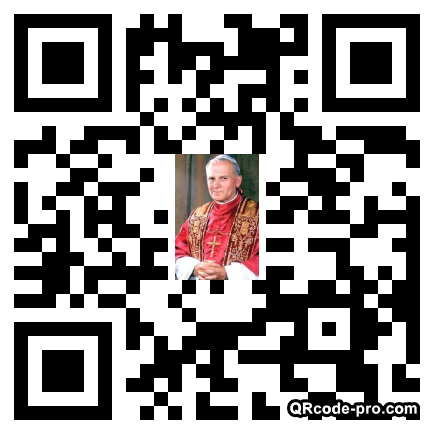 QR code with logo 1VHh0