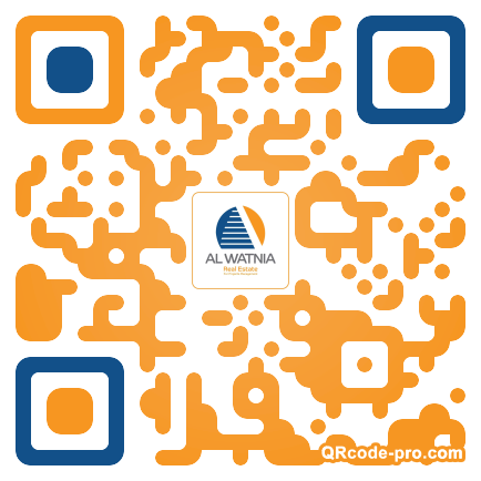 QR code with logo 1VHl0