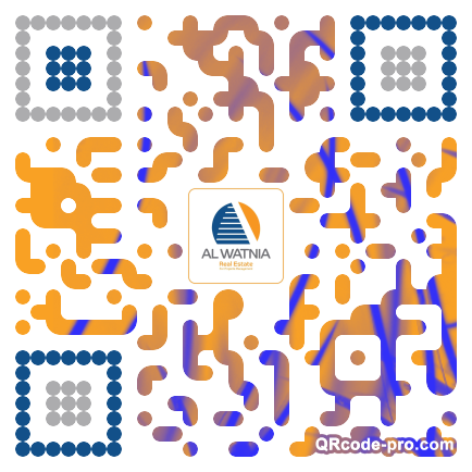 QR code with logo 1VHn0