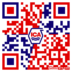 QR code with logo 1VPG0