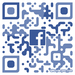 QR code with logo 1VQz0