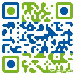 QR Code Design 1VRX0
